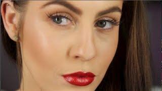 Lara Bingle Red Carpet Makeup Tutorial