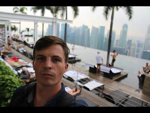 Exploring Singapore in One Day (Marina Bay Epic Skyline)