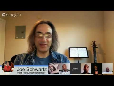 JOE SCHWARTZ: Post Production (film), Executive Committee at Audio Engineering Society - L. A.