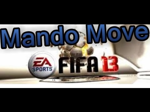 Mando Move - Fifa 13 Gameplay