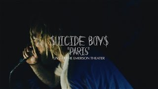 """Video $uicideboy$ -""""Paris"""" (Live at The Emerson Theater) download MP3, 3GP, MP4, WEBM, AVI, FLV Mei 2018"""