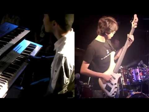 Planet X - Moonbabies (Full Band Cover by Daisuke Kurosawa Progressive Band) (Gutar Tab)
