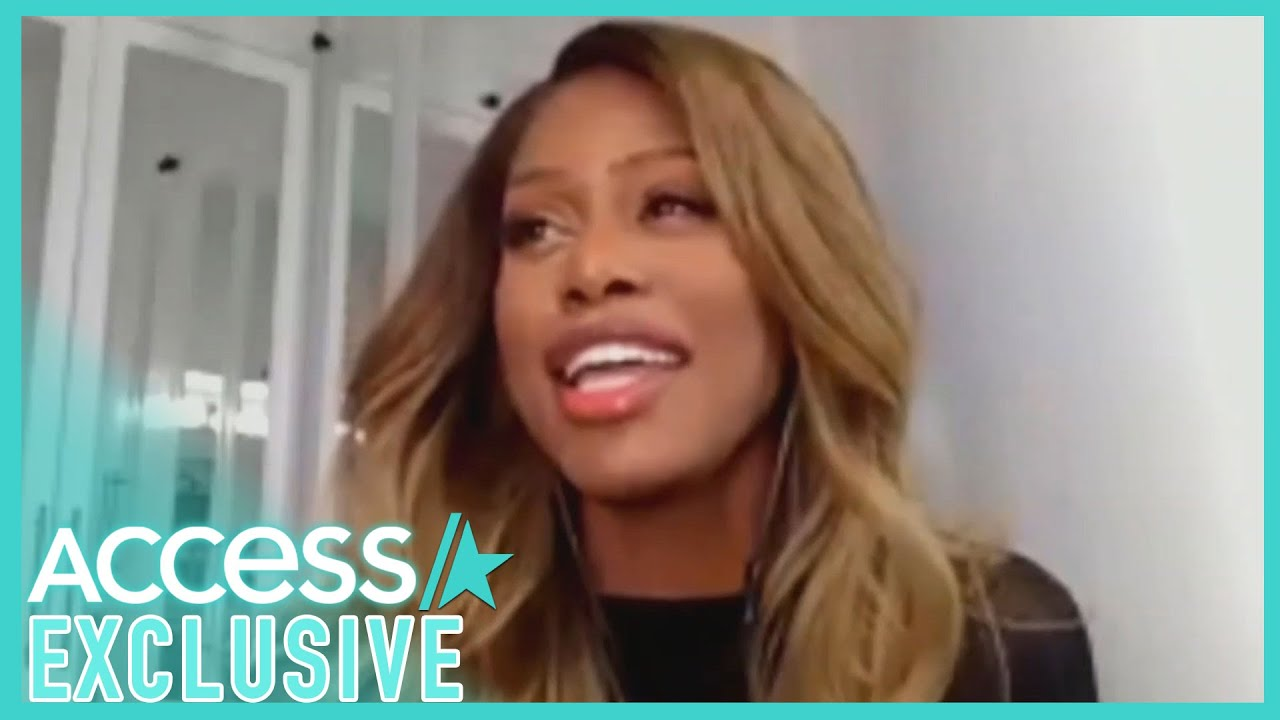 Laverne Cox Gets Real About Dating