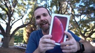 İLK iPhone XR KUTU AÇILIŞI - TAMAMEN TÜRKÇE!