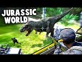 Jurassic World Evolution Gameplay - DINOSAUR ESCAPES PARK! (Jurassic World Evolution Part 1)