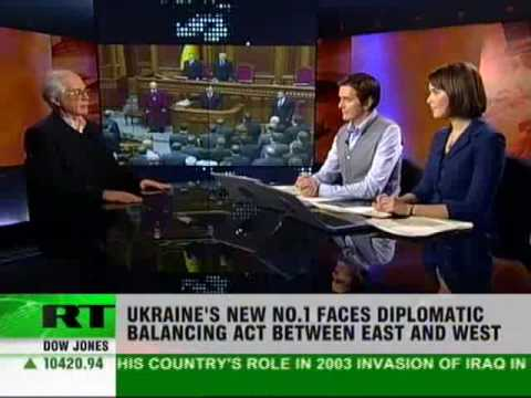 Fred Weir of Christian Science Monitor on what expects Ukraine with the coming of new president