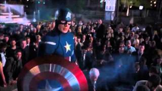 Captain America - Knock