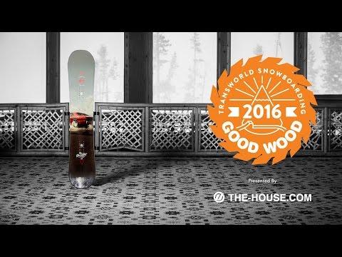 Best Men's Park Snowboards : Ride Burnout : 2015-2016 Good Wood Board Test