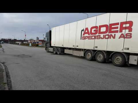 Scania R560 (eargasm) - Agder Spedisjon As - Cargo Consult As