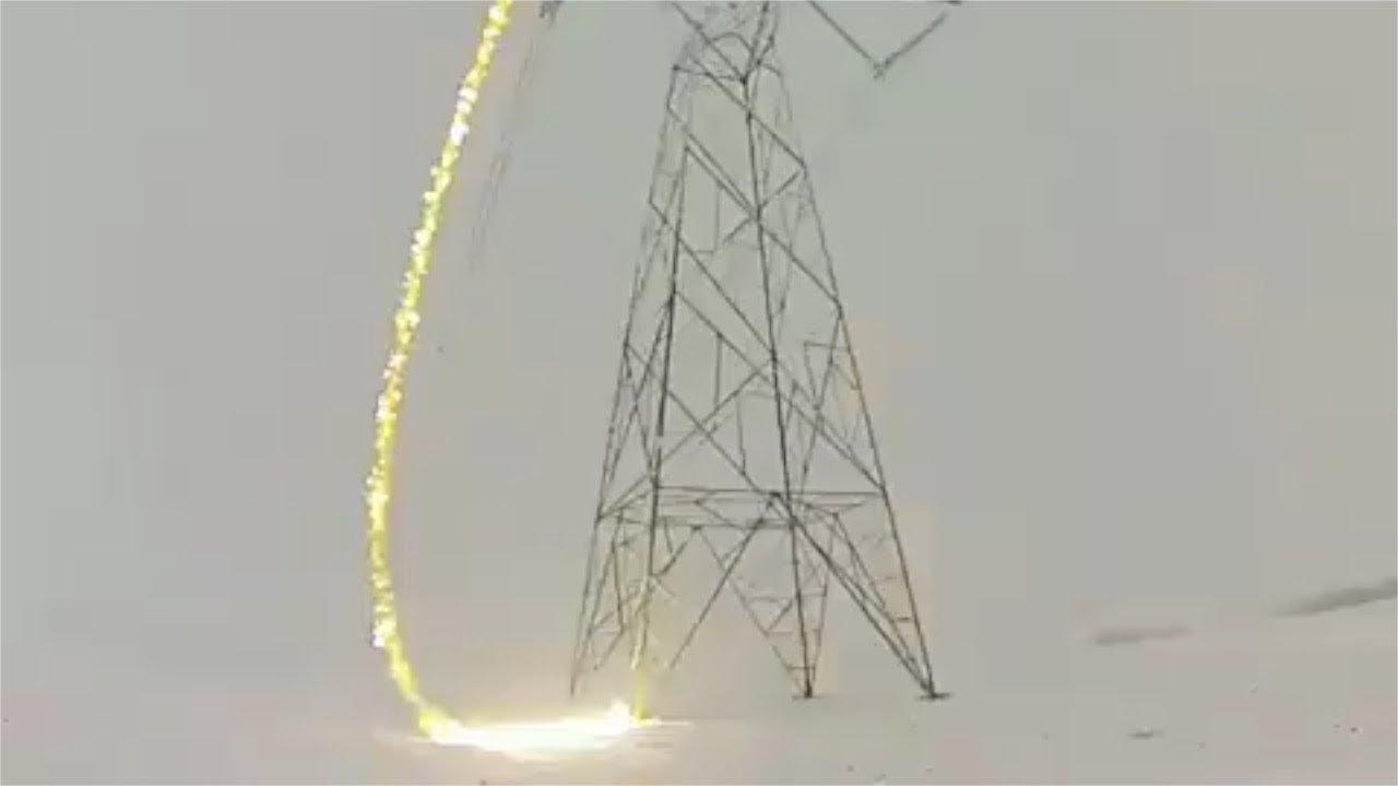 รวมไฟฟ้าแรงสูง หาดูยากบอกเลย