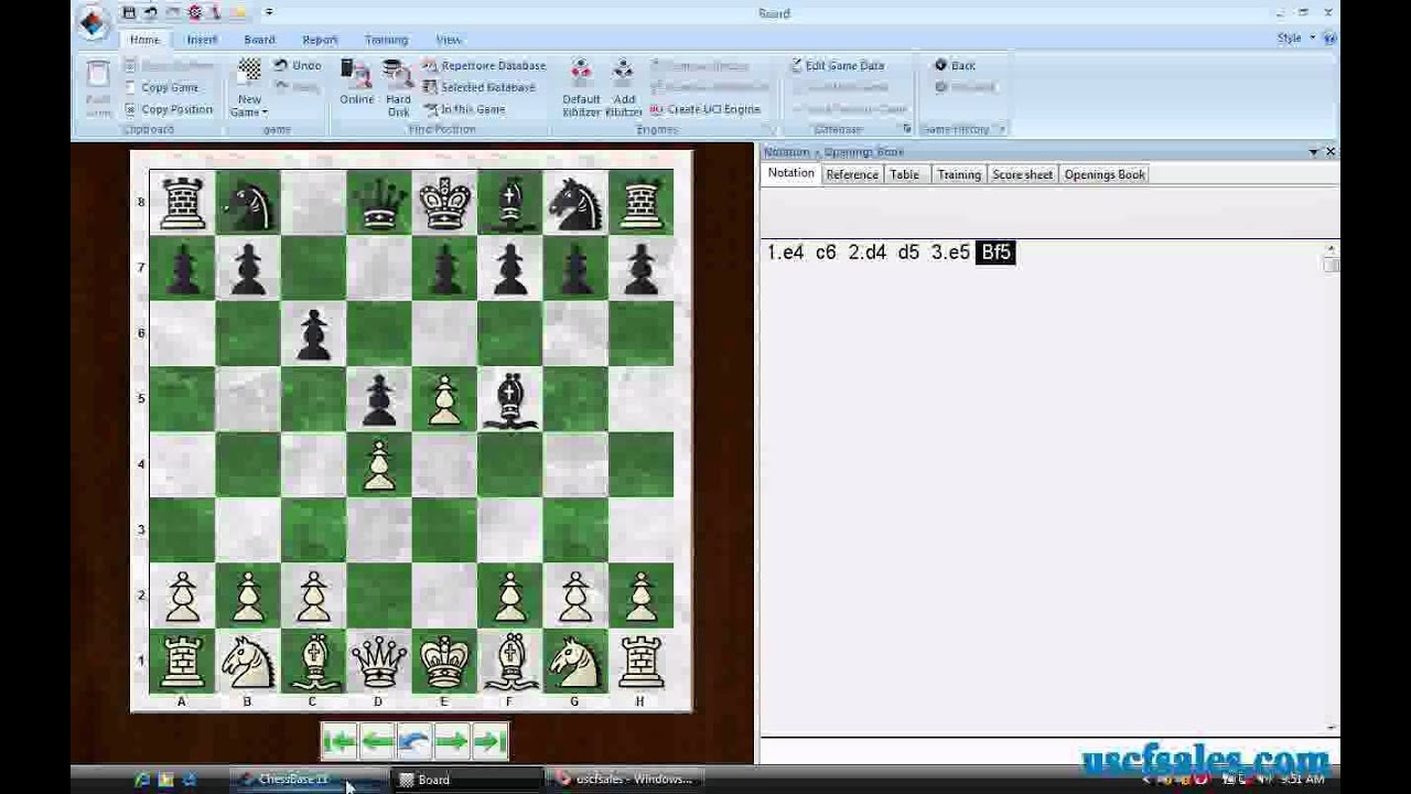 How to make a new chess database and copy games into it (ChessBase Tip  #0028)