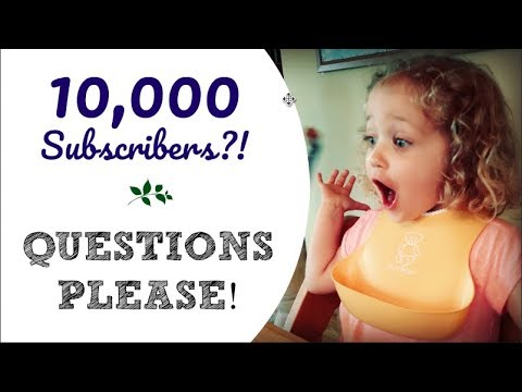 10K Subscribers GIVEAWAY   Call For Questions    PO Box