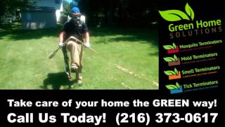 Kill Mosquitoes Ohio  |  Green Home Solutions  |  Treat For Mosquitoes Ohio