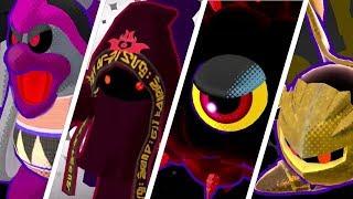 Kirby Star Allies - All Boss Splash Screens (DLC Included)
