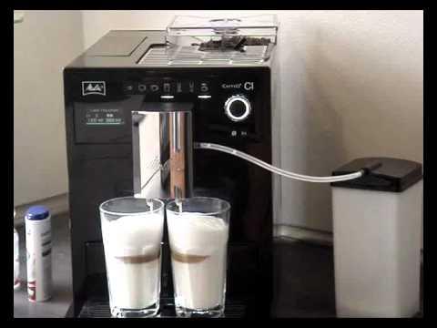 Melitta Caffeo CI 2 Latte Macchiato