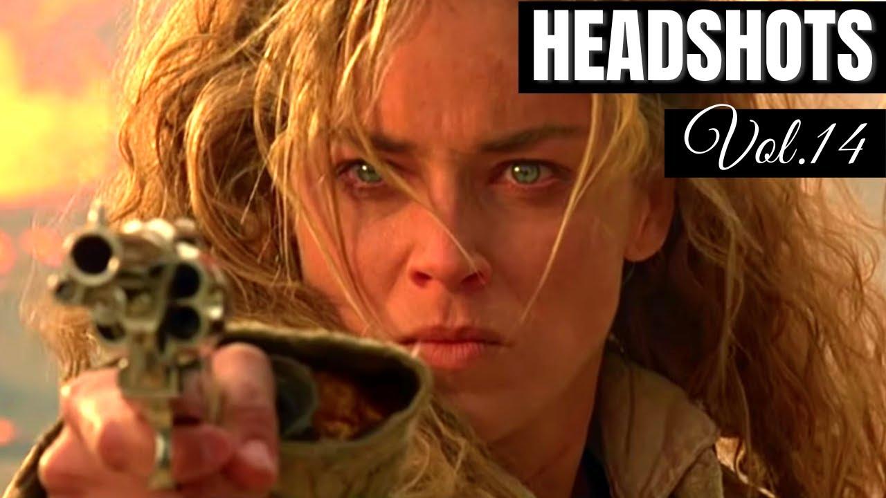 Download Top 10 Movie Headshots. Movie Scenes Compilation. Vol. 14 [HD]