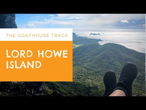 Lord Howe Island - The Goathouse Track Circuit Variation