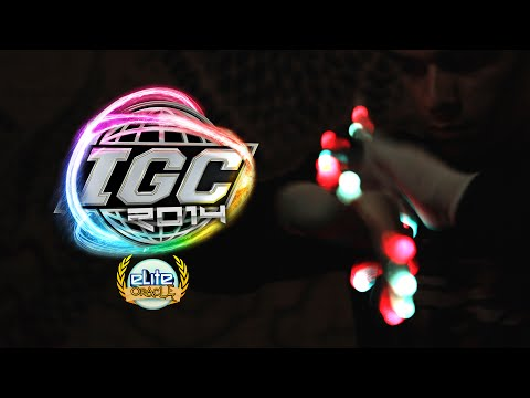 [PM]FML] Cypher - IGC 2014 Glove Light Show [EmazingLights.com]
