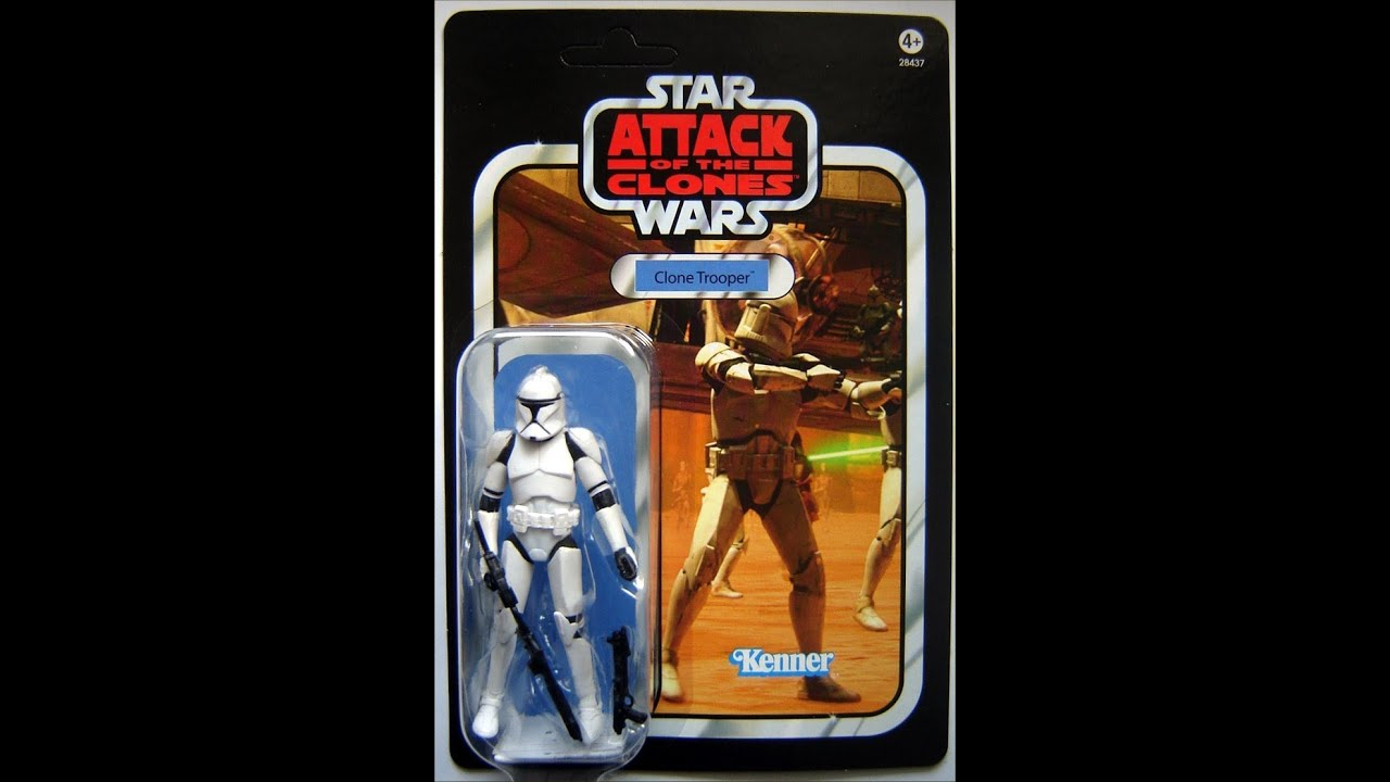 Clone Star Figures 2011 Wars Troopers Action Wars Clone