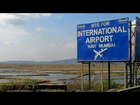 NAVI MUMBAI INTERNATIONAL AIRPORT | Latest Updates(2017) | Flight takeoff.?
