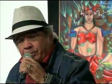 Programa cultural Luces. Invitado el bolerista lajero Pedro Oliva