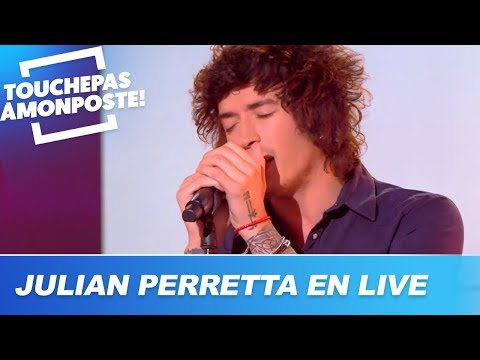 Julian Perretta - Private dancer (Live @ TPMP)