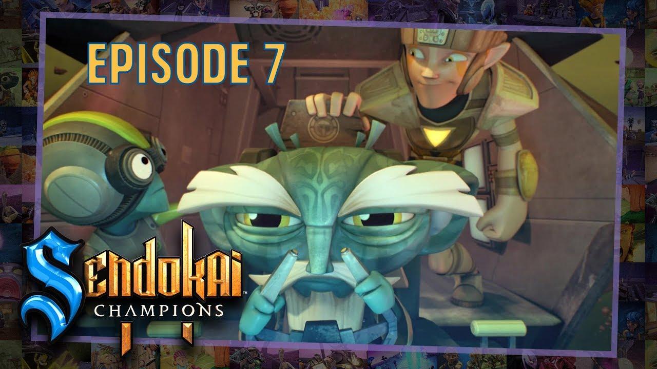 Download Sendokai Champions |  Episode 7 - A Perfect Shot