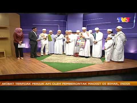 MHI TV3 (19/10/12) Al Mawlid, In-team & Muhibbin