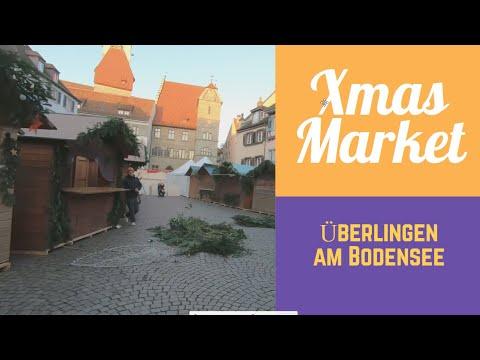 weihnachtsmarkt/xmas-market-in-Überlingen-am-bodensee