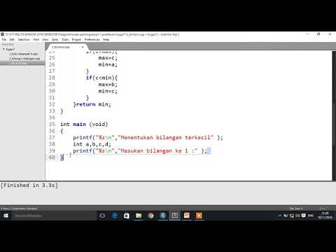 Cara Membuat Fungsi C++
