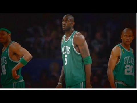 NBA : Kevin Garnett a annoncé sa retraite - YouTube
