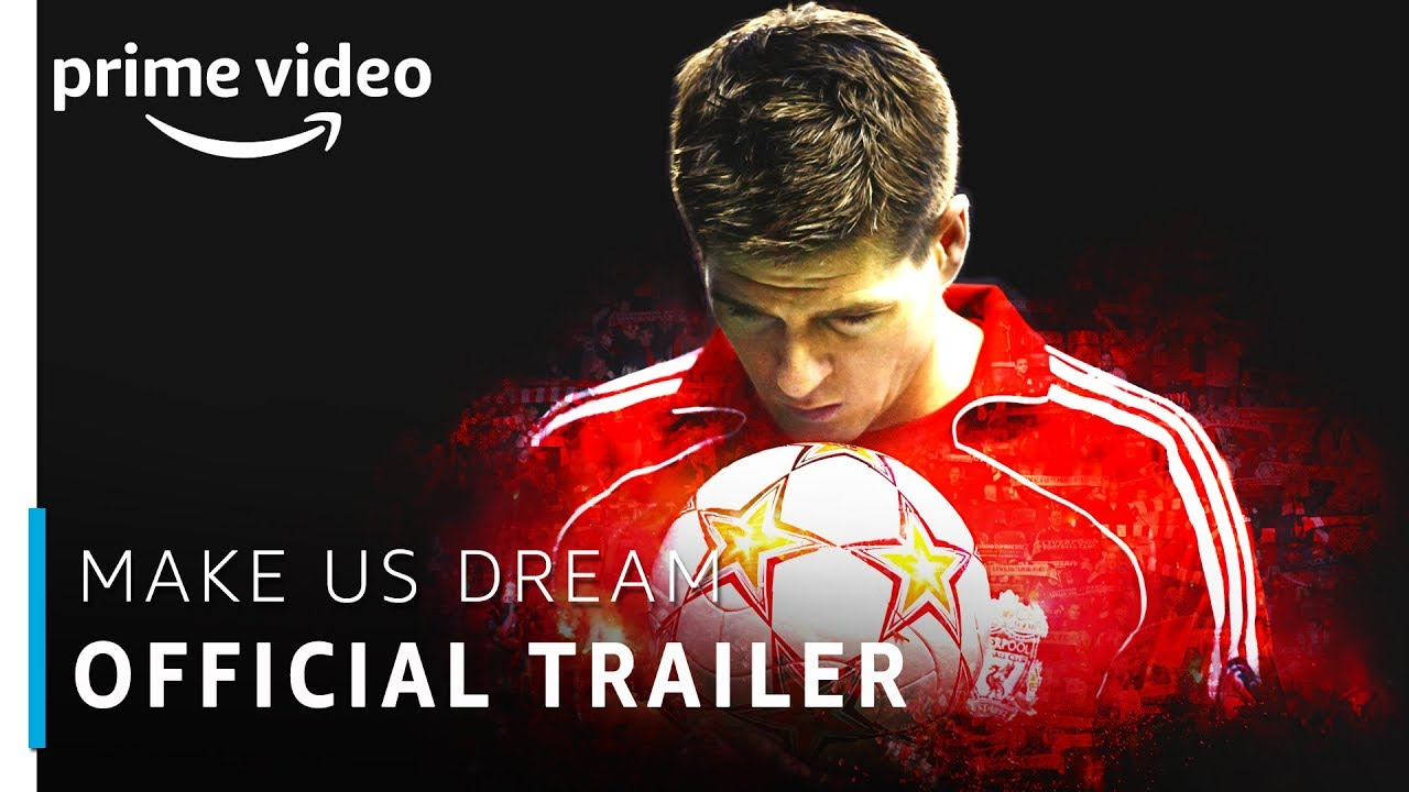 size 40 8ab03 3e262 Make Us Dream | Steven Gerrard | Official Trailer | Prime Original | Amazon  Prime Video
