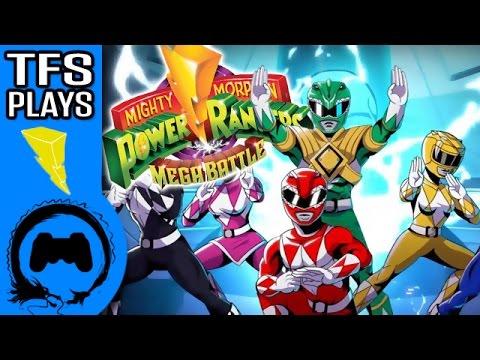Mighty Morphin Power Rangers Mega Battle - TFS Plays