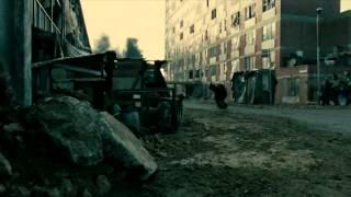 Сцена из фильма Дитя Человеческое. Финальная битва.