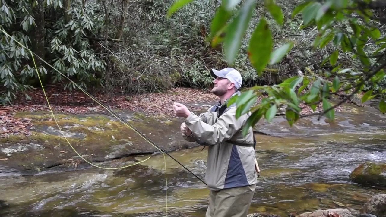 Fishing the davidson river youtube for Davidson river fishing report