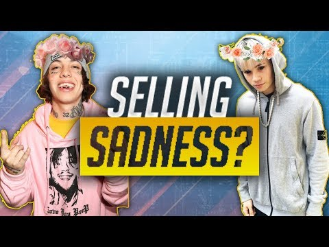 How Are Rappers SELLING Sadness And Depression?