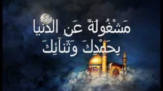 Ziarat imam Ali (as)  زيارة الإمام علي (ع) : زيارة أمين الله