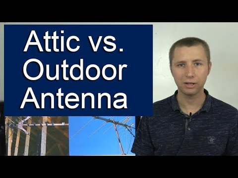 attic-tv-antenna-vs.-outdoor-tv-antenna-setup