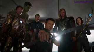 The Avengers (Guardians of the Galaxy Style) Parody Trailer Marvel Movie