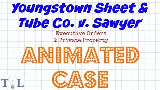 Youngstown Sheet & Tube Co. v. Sawyer - Landmark Cases - Episode # 6