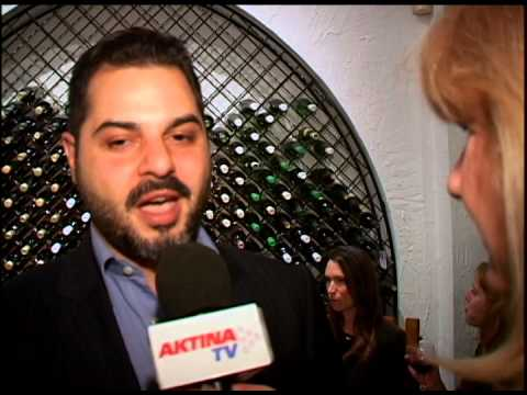 AKTINA TV Report:  CYPRECO's Successful Program, The Roots of Cyprus Wine