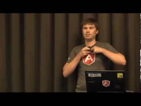 Pawel Kozlowski: AngularJS and jQuery: the love/hate relationship