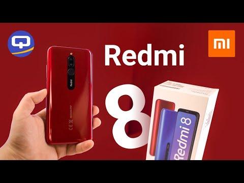 Xiaomi Redmi 8. Обзор и опыт использования. / QUKE.RU /