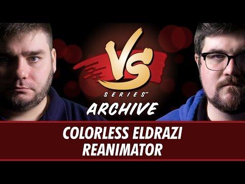 11/4/16 - Todd VS. Brad: Reanimator vs. Colorless Eldrazi [Legacy]