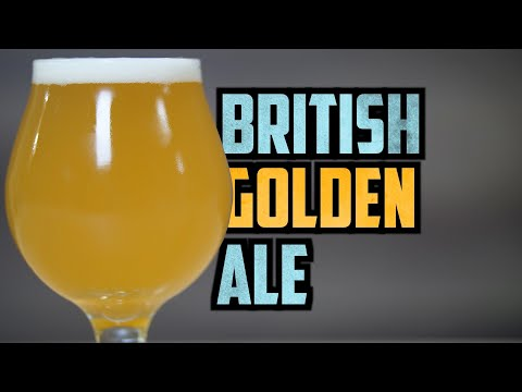 British Golden Ale | Dry Hopping Beer