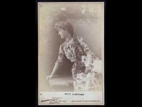 The Great Kitty Cheatham ~ Dixie land & I