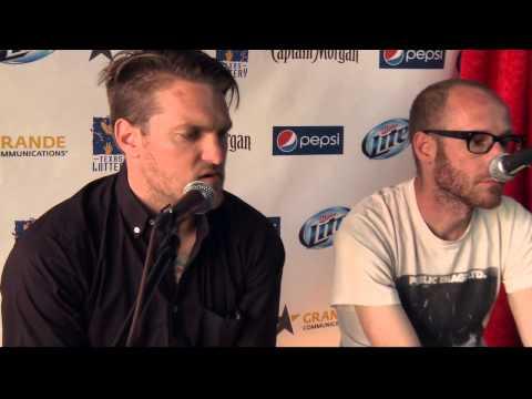 Cold War Kids - SXSW 2013 - Interview