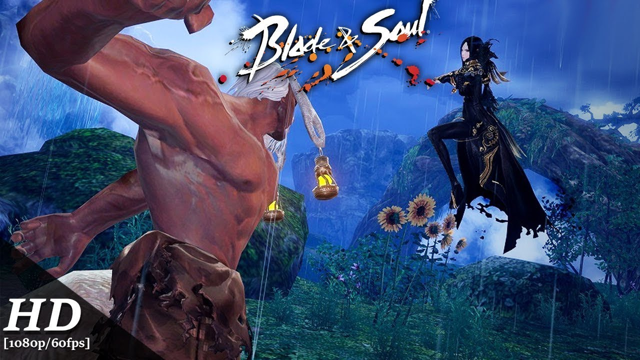 Blade & Soul Revolution 1 02 150 3 for Android - Download