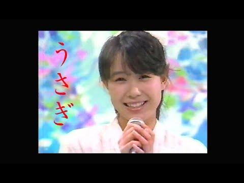 「うさぎ」野咲たみこ 谷山浩子 歌詞付き