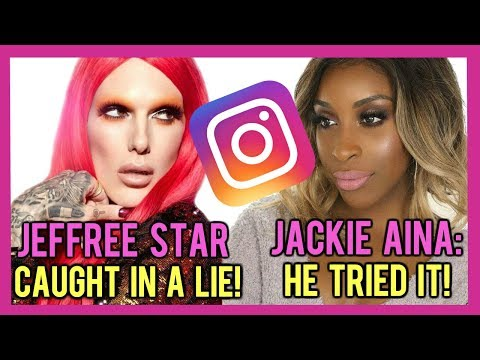 JEFFREE STAR CAUGHT IN A MAJOR LIE!
